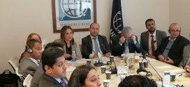 جلسة المشاورات مع البنك الدولي ومنظمات الامم     المتحدة العاملة في اليمن