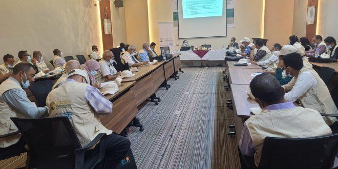 """برعاية وزير المياه والبيئة… """"الصحة العالمية"""" تنفذ دورة تدريبية حول مراقبة جودة المياه ورصدها في حالة الطوارئ"""